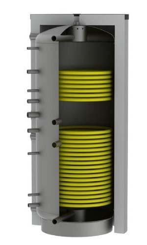 Solarbayer Verschraubungsset Montageset A für SLS Schichtleit-Pufferspeicher